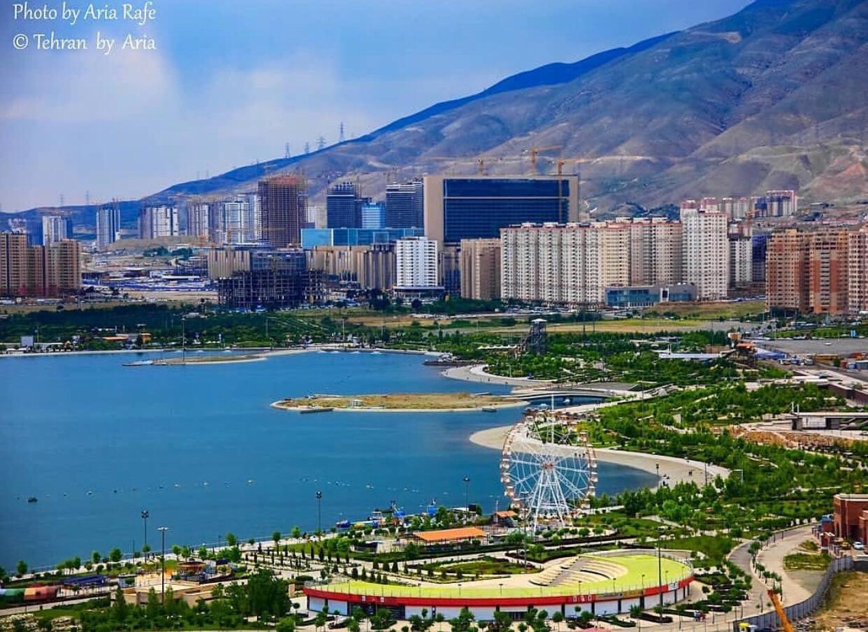 عدسة إيرانية: منطقة تشيتغار شمالي غرب طهران 3