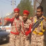 استعراض عسكري تحت النار في ايران، بالصور كيف وقع الهجوم المسلح في الأهواز؟ 17