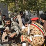 استعراض عسكري تحت النار في ايران، بالصور كيف وقع الهجوم المسلح في الأهواز؟ 4