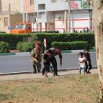 استعراض عسكري تحت النار في ايران، بالصور كيف وقع الهجوم المسلح في الأهواز؟ 32
