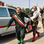 استعراض عسكري تحت النار في ايران، بالصور كيف وقع الهجوم المسلح في الأهواز؟ 15