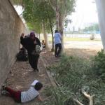 استعراض عسكري تحت النار في ايران، بالصور كيف وقع الهجوم المسلح في الأهواز؟ 31