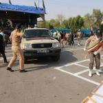 استعراض عسكري تحت النار في ايران، بالصور كيف وقع الهجوم المسلح في الأهواز؟ 29