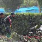 استعراض عسكري تحت النار في ايران، بالصور كيف وقع الهجوم المسلح في الأهواز؟ 35