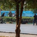 استعراض عسكري تحت النار في ايران، بالصور كيف وقع الهجوم المسلح في الأهواز؟ 33