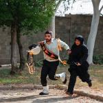 استعراض عسكري تحت النار في ايران، بالصور كيف وقع الهجوم المسلح في الأهواز؟ 41