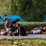 استعراض عسكري تحت النار في ايران، بالصور كيف وقع الهجوم المسلح في الأهواز؟ 43