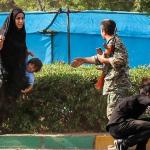 استعراض عسكري تحت النار في ايران، بالصور كيف وقع الهجوم المسلح في الأهواز؟ 40