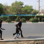 استعراض عسكري تحت النار في ايران، بالصور كيف وقع الهجوم المسلح في الأهواز؟ 42