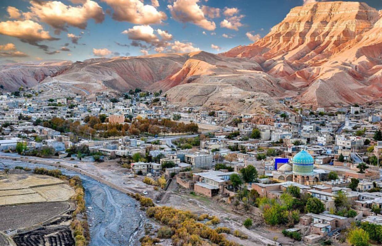 عدسة ايرانية: مدينة مشهد من زاوية ثانية 1