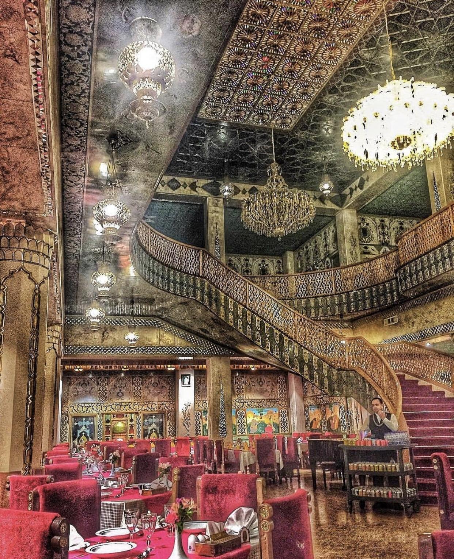 عدسة إيرانية: الفندق العباسي الشهير  في أصفهان 3