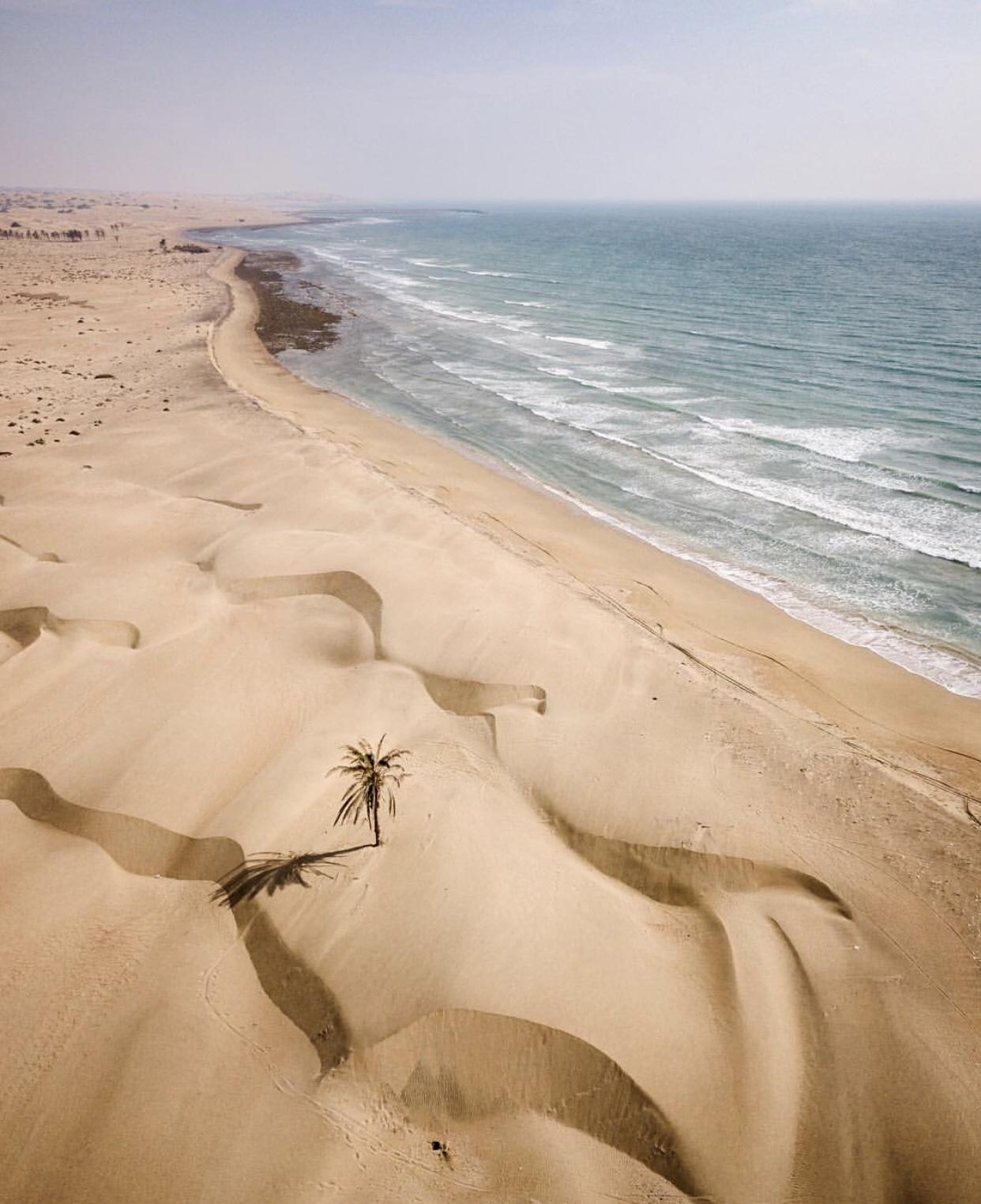 عدسة إيرانية: التقاء الصحراء بالبحر في سيستان بالوشستان 1