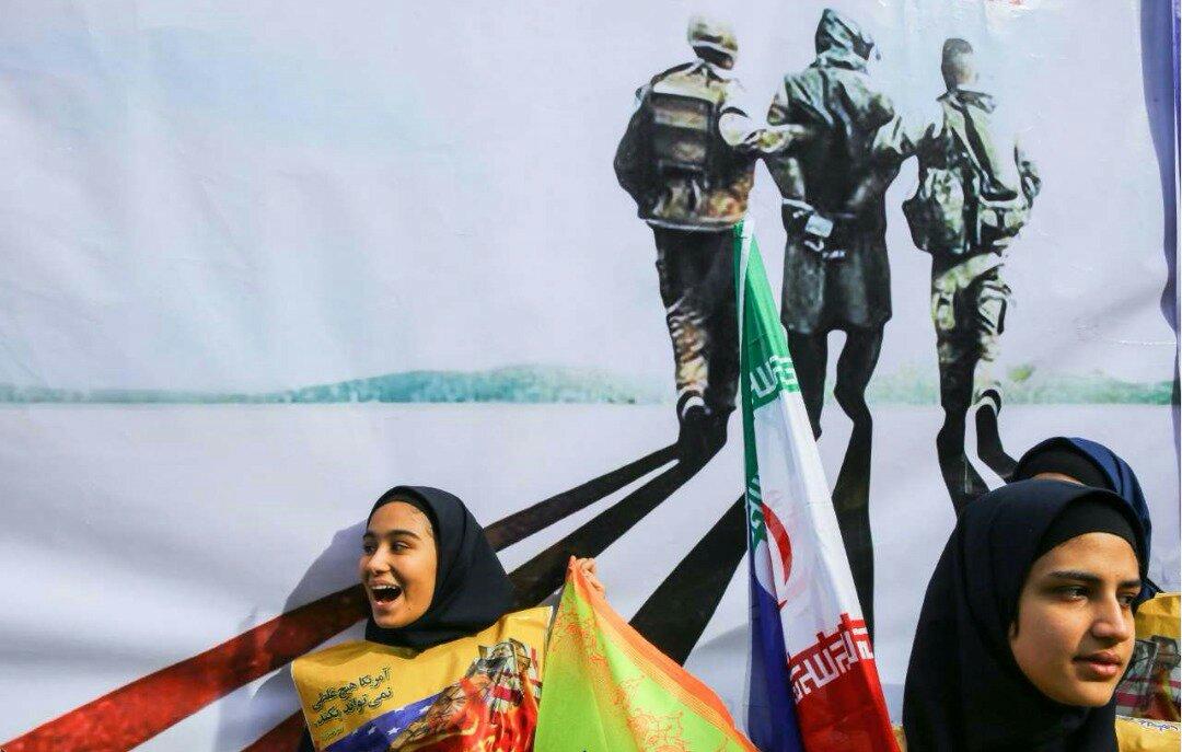 """بالصور: إيران تحيي """" يوم مقارعة الاستكبار"""" 28"""