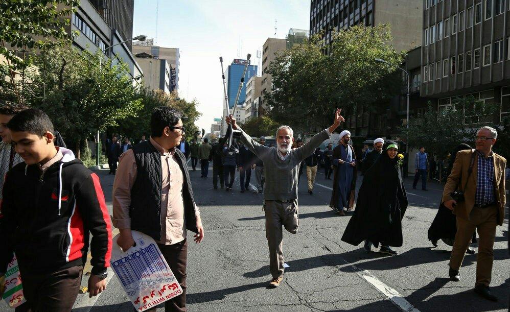 """بالصور: إيران تحيي """" يوم مقارعة الاستكبار"""" 14"""