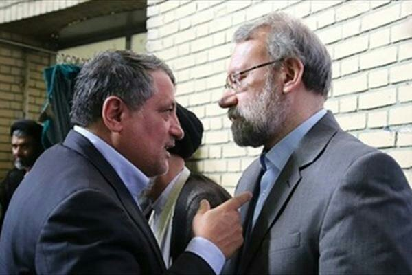 بين الصفحات الإيرانية: الاتفاق النووي لن يدوم طويلاً وعينا رفسنجاني الابن على كرسيّ لاريجاني 3