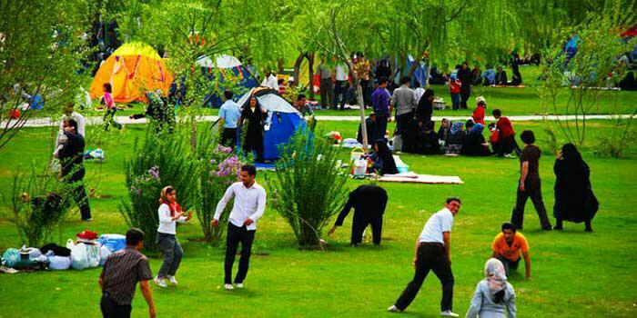 خمسة من إيران: خمس مناسبات لا يفَوّت الإيرانيون الاحتفال بها 3