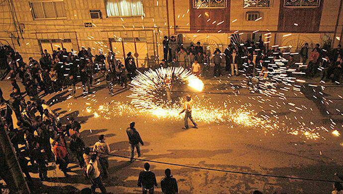 خمسة من إيران: خمس مناسبات لا يفَوّت الإيرانيون الاحتفال بها 2