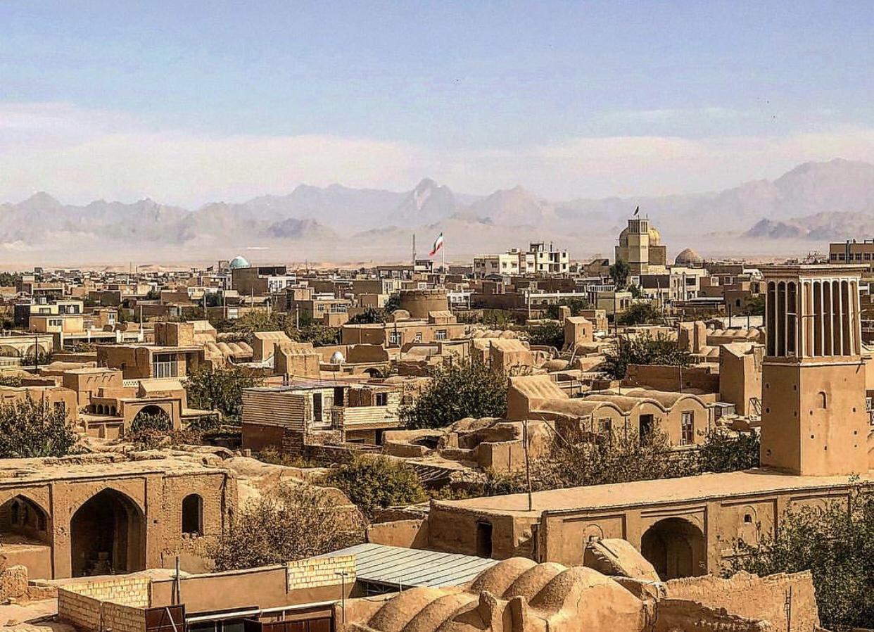 عدسة إيرانية: مدينة يزد التاريخية وسط إيران 1