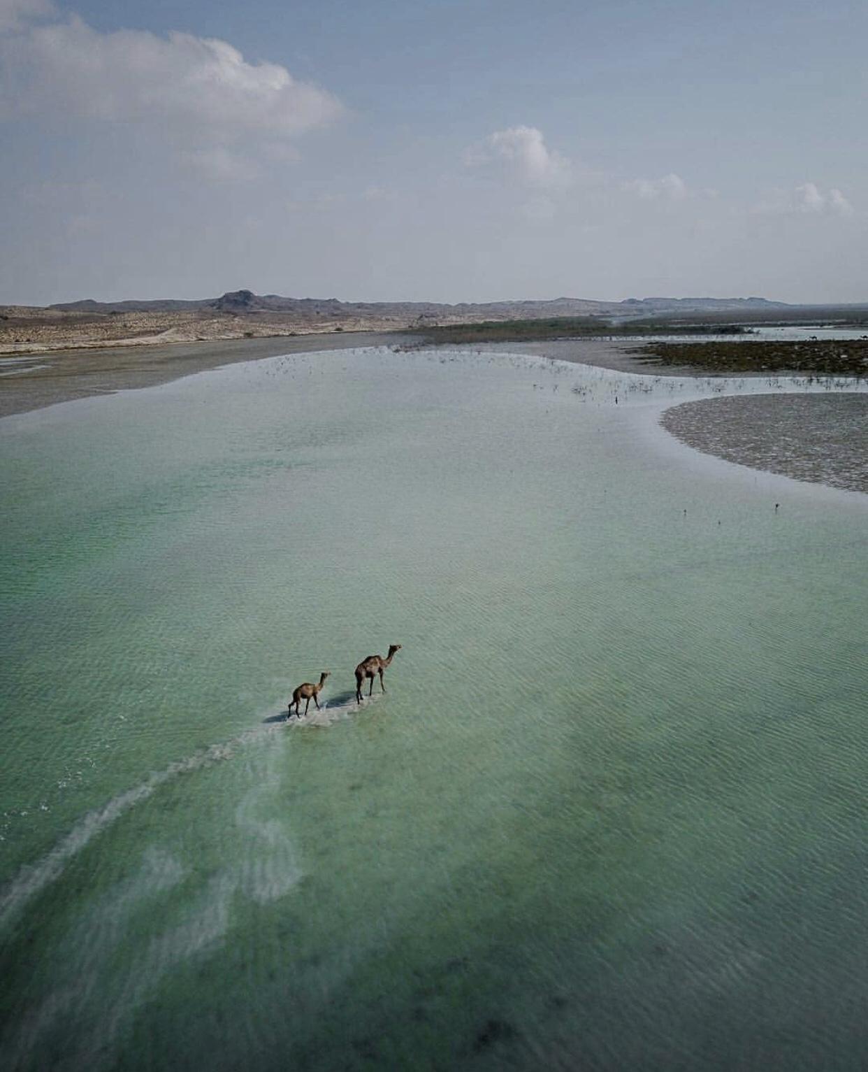 عدسة إيرانية: شواطئ ايران على المحيط الهندي، سيستان بالوشستان 1