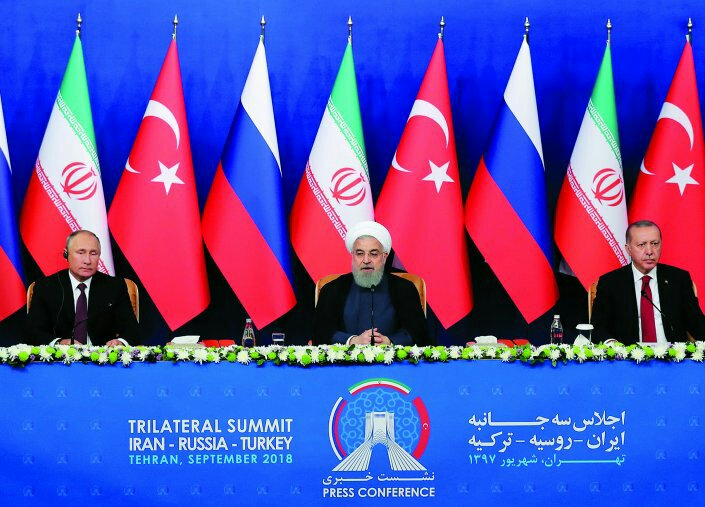إيران وتشابكات الفراغ الأميركي في سوريا 1