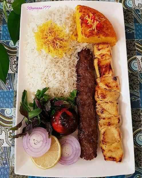 خمسة من إيران: خمسة من أشهر الأطباق الإيرانية 1