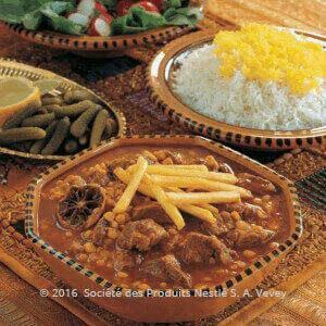 خمسة من إيران: خمسة من أشهر الأطباق الإيرانية 2