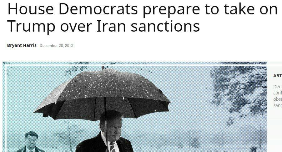 واشنطن-طهران: الديمقراطيون يتحضرون لمواجهة التبعات الإنسانية للعقوبات 1