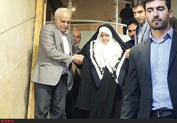 خمسة من إيران: خمس إيرانيّات من أُوّلِ النساء بمناصب سياسية في الجمهورية الإسلامية 5