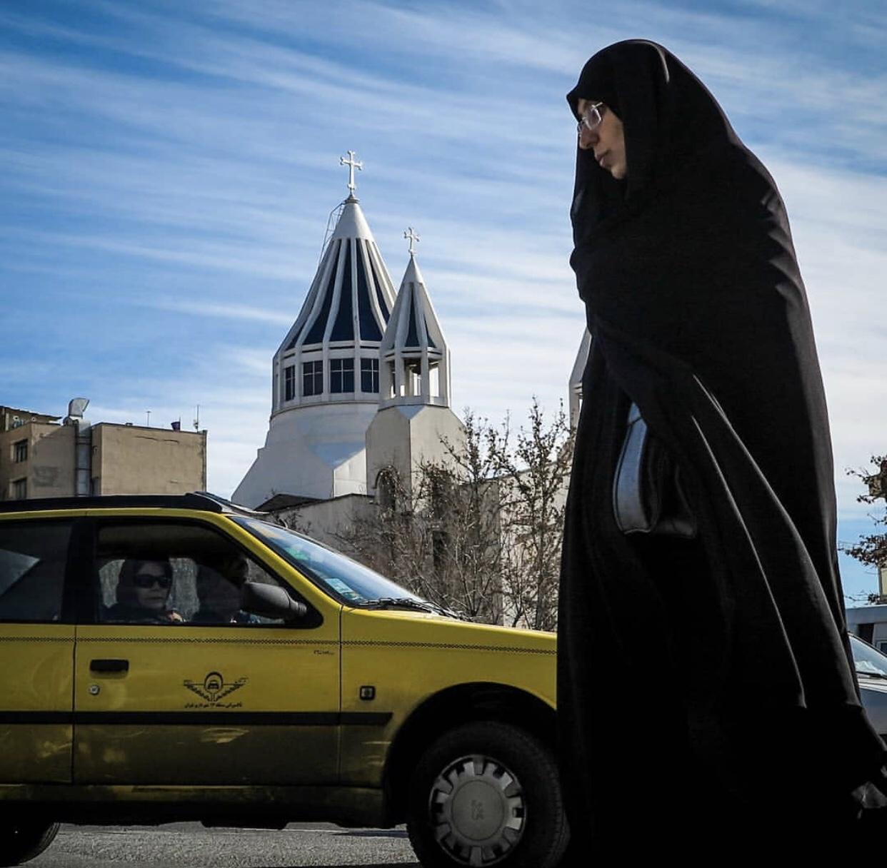 عدسة إيرانية: وجوه طهران المختلفة 1