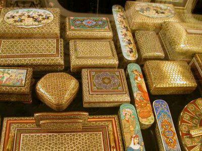خمسة من إيران: خمس حِرف وفنون يدوية إيرانية 4