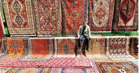 خمسة من إيران: خمس حِرف وفنون يدوية إيرانية 1
