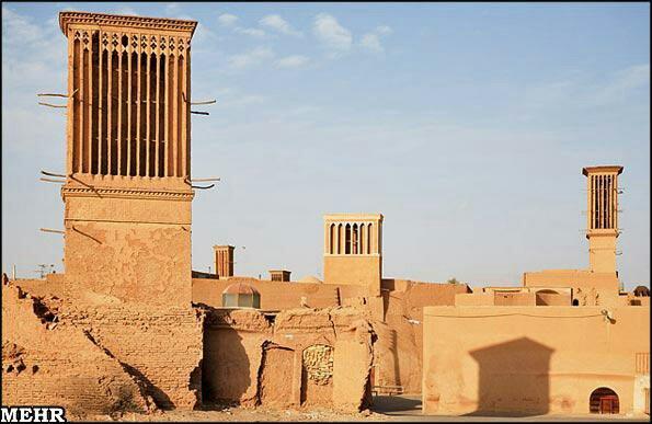 خمسة من إيران: خمسة مواقع معمارية إيرانية بفوائد استثنائية 4