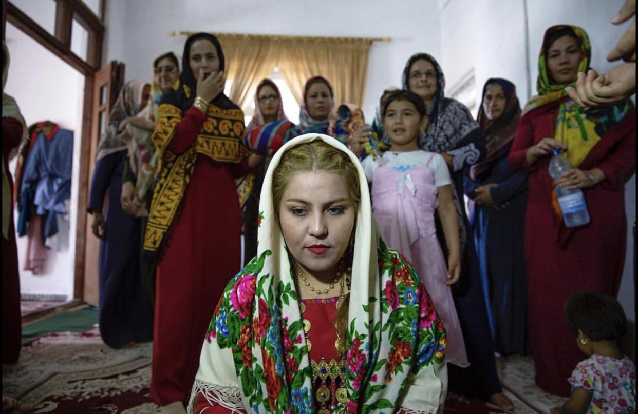 عدسة إيرانية: زفاف تقليدي 1