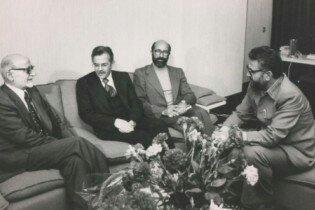 شخصيات إيرانية: مهدي بازرغان، سلحفاة السياسة على طريق الثورة السريع(1908 – 1995) 9