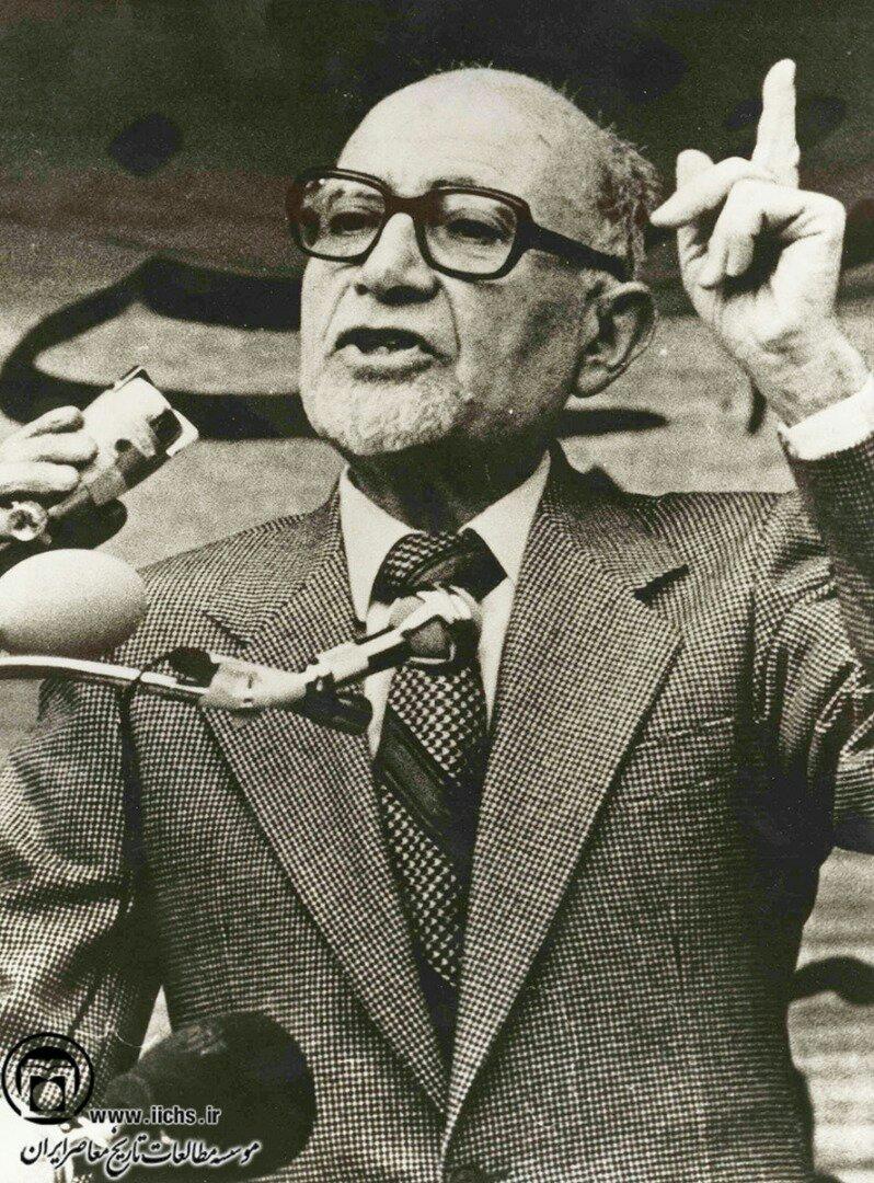 شخصيات إيرانية: مهدي بازرغان، سلحفاة السياسة على طريق الثورة السريع(1908 – 1995) 6