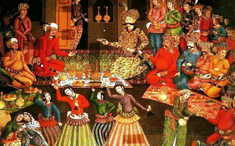 خمسة من إيران: خمس عادات ثقافية 1