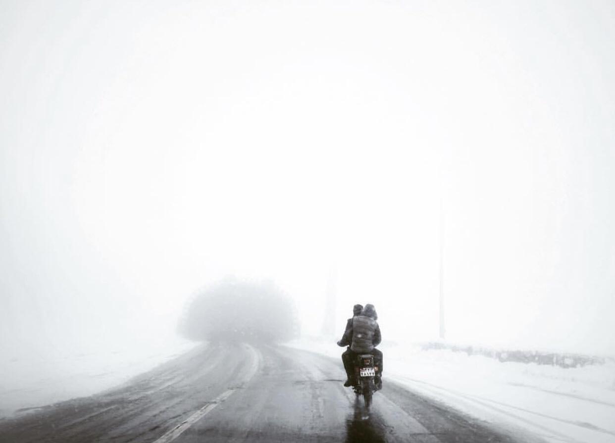 عدسة إيرانية: رحلة الى القمة 1