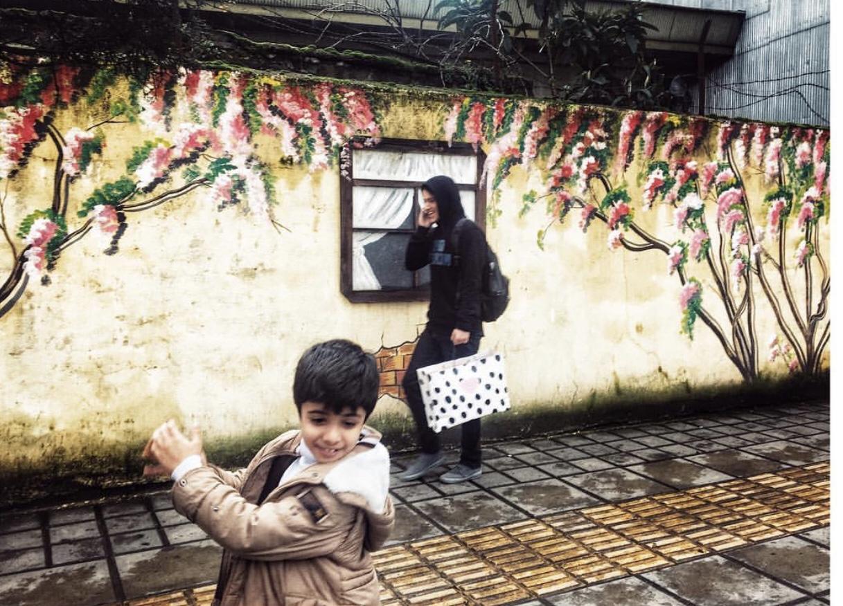 عدسة إيرانية: الحياة في عيون طفل 3