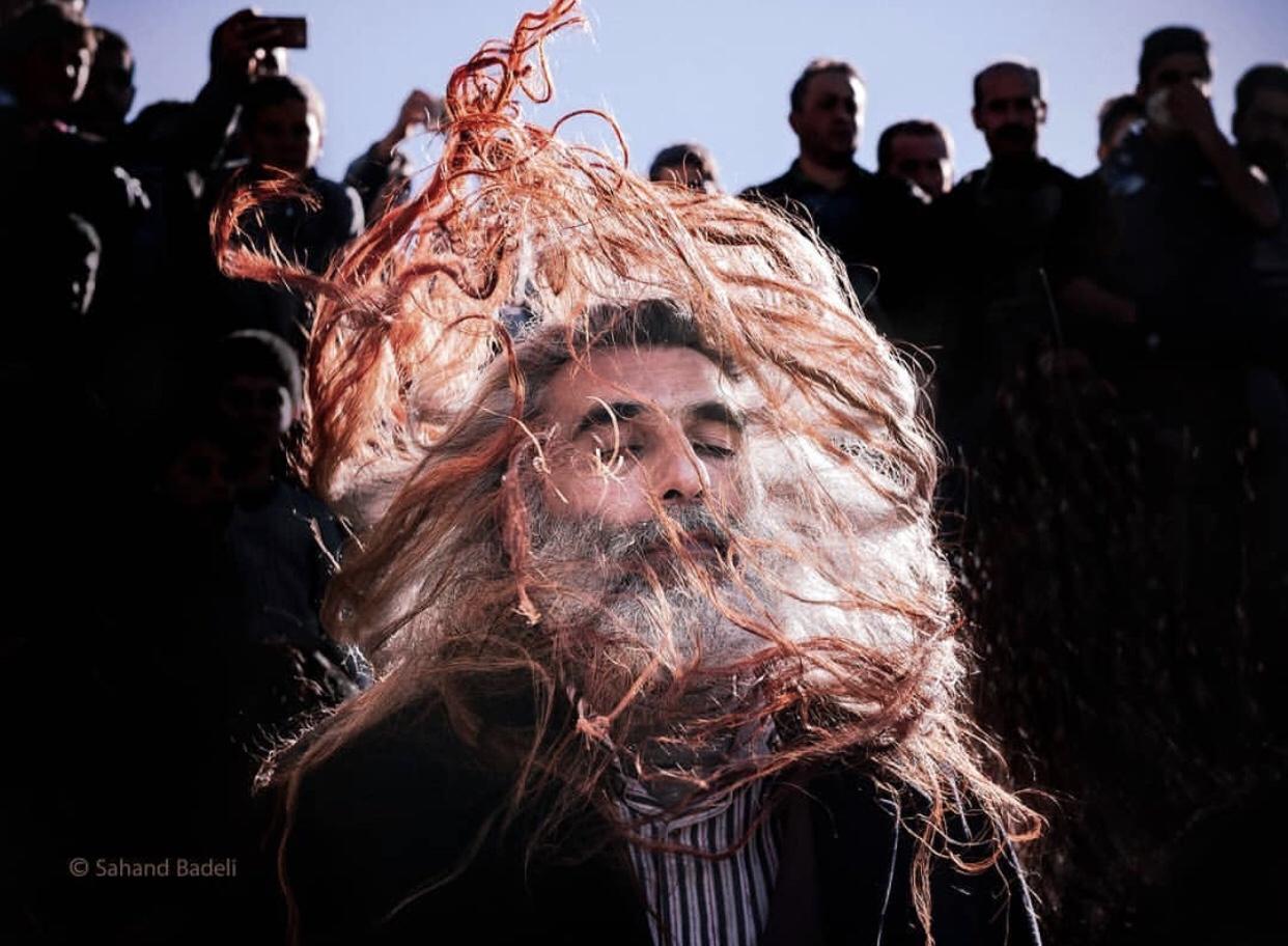 عدسة إيرانية: إحتفال پير شاليار 1