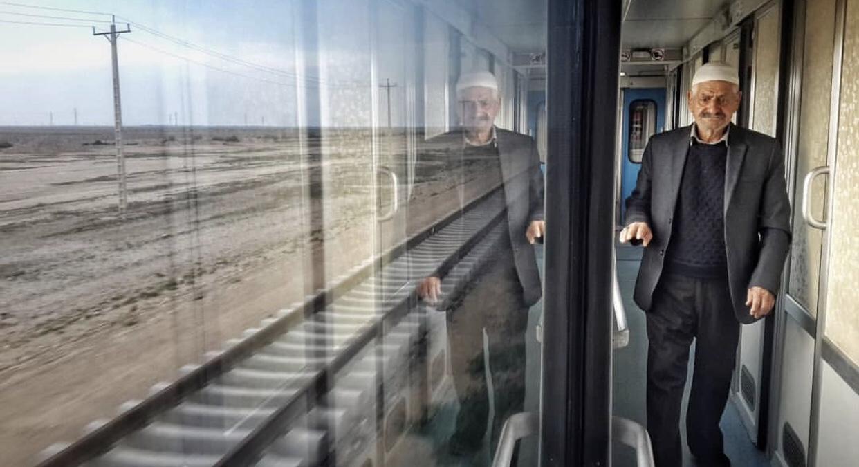 عدسة إيرانية: قطار الأهواز 1