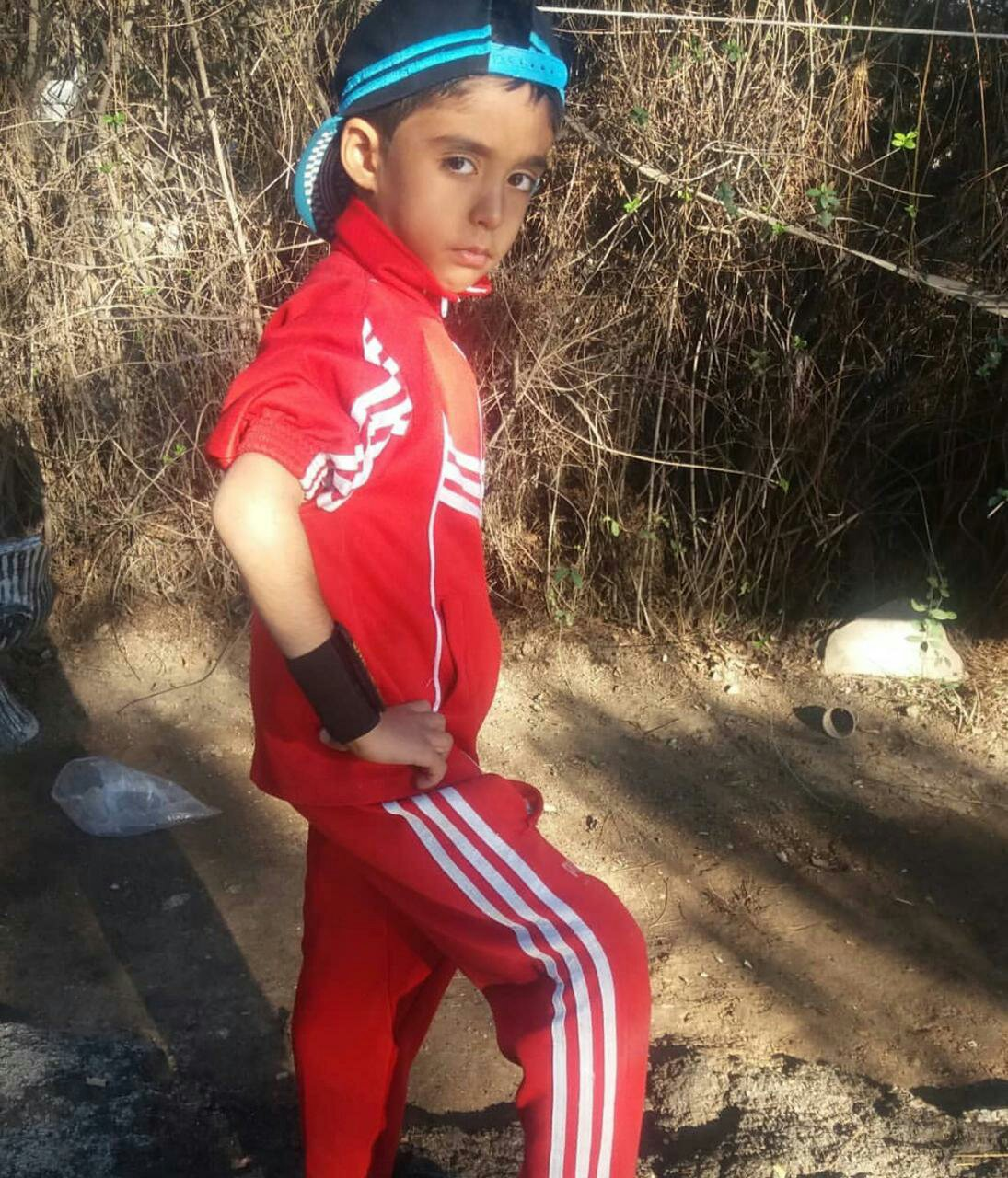 بالفيديو: طفل إيراني بمهارات كروية رائعة يحلم بلقاء محمد صلاح 1