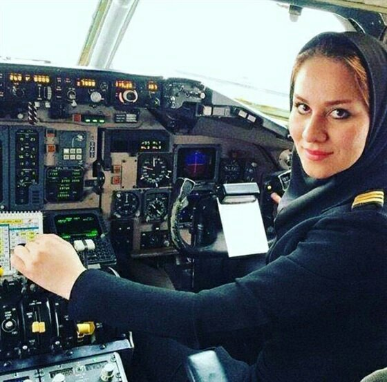 خمسة من إيران: خمس وظائف ومهن بارزة تشغلها المرأة الإيرانية 3