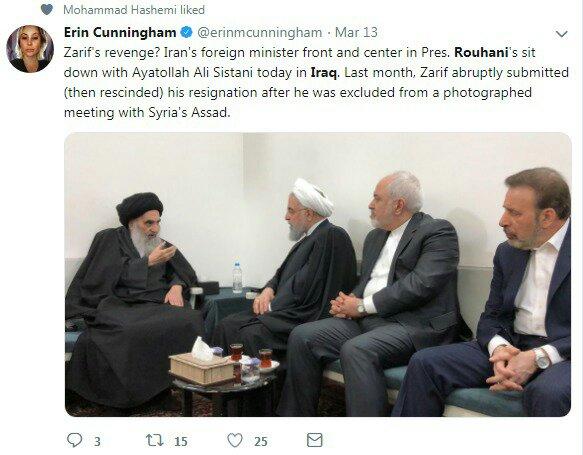 ما الذي حققته إيران من زيارة روحاني للعراق؟ 7