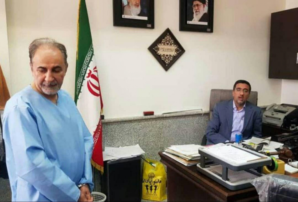 شخصيات إيرانية: محمد علي نجفي: كيف تحول السياسي الإصلاحي الهادئ إلى قاتل؟ 4