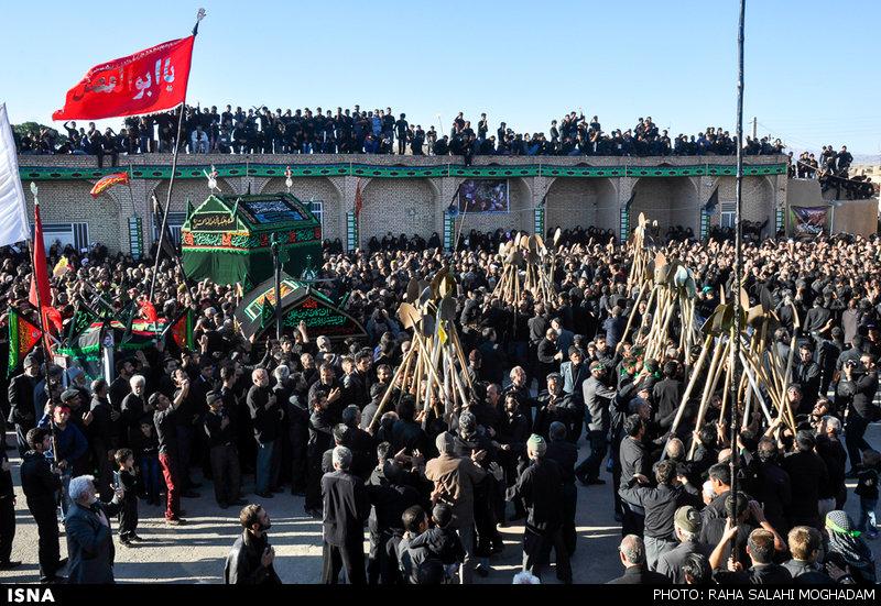 شباك الأحد: مراسم محرم تنطلق في إيران بمنشدين من إسرائيل!! 1