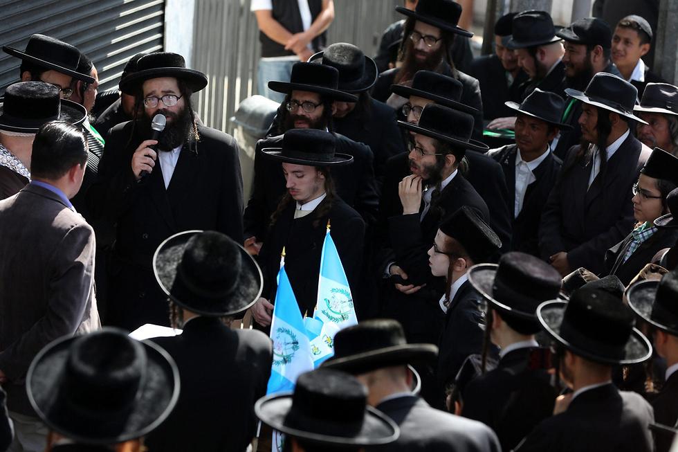 جماعة يهودية تطلب اللجوء إلى إيران وتبايع خامنئي 1