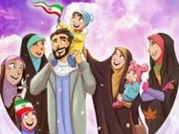 """شباك الثلاثاء: """"الله واحد والحبُ واحد والحبيبة واحدة"""".. كيف أنهى المرشد الإيراني جدل تعدد الزوجات؟ 1"""