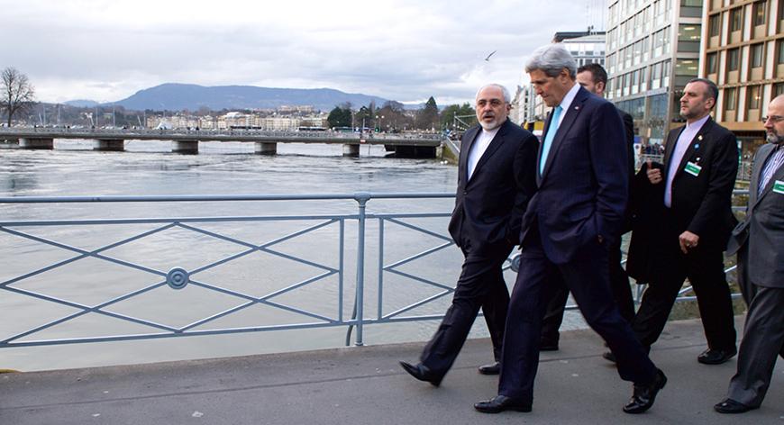 محمد جواد ظريف.. من مشروعِ حوزويّ إلى مهندس الدبلوماسية الإيرانية 2
