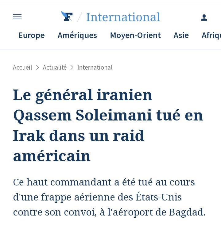 إيران والغرب: الشرق الأوسط يستفيق على صدمة.. هل يغرق العراق لوحده؟ 3