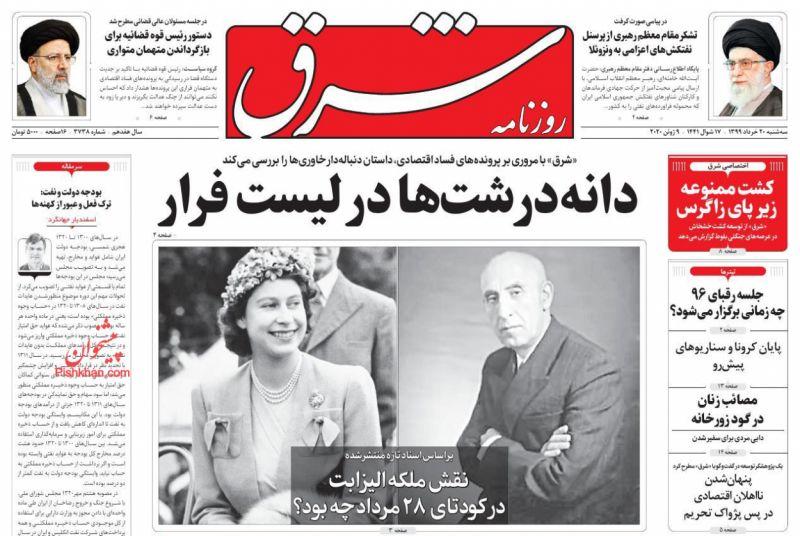 مانشيت إيران: قراءة في موقف الأحزاب المعارضة للتفاوض مع واشنطن 3